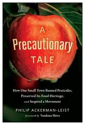 "Cover of ""A Precautionary Tale"""