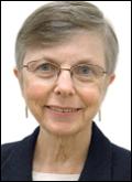 Photo of columnist Kate Clancy