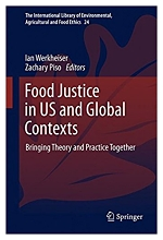 "Cover of ""Food Justice in US and Global Contexts"""