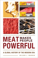 "Cover of ""Meat Makes People Powerful"" by Wilson J. Warren"