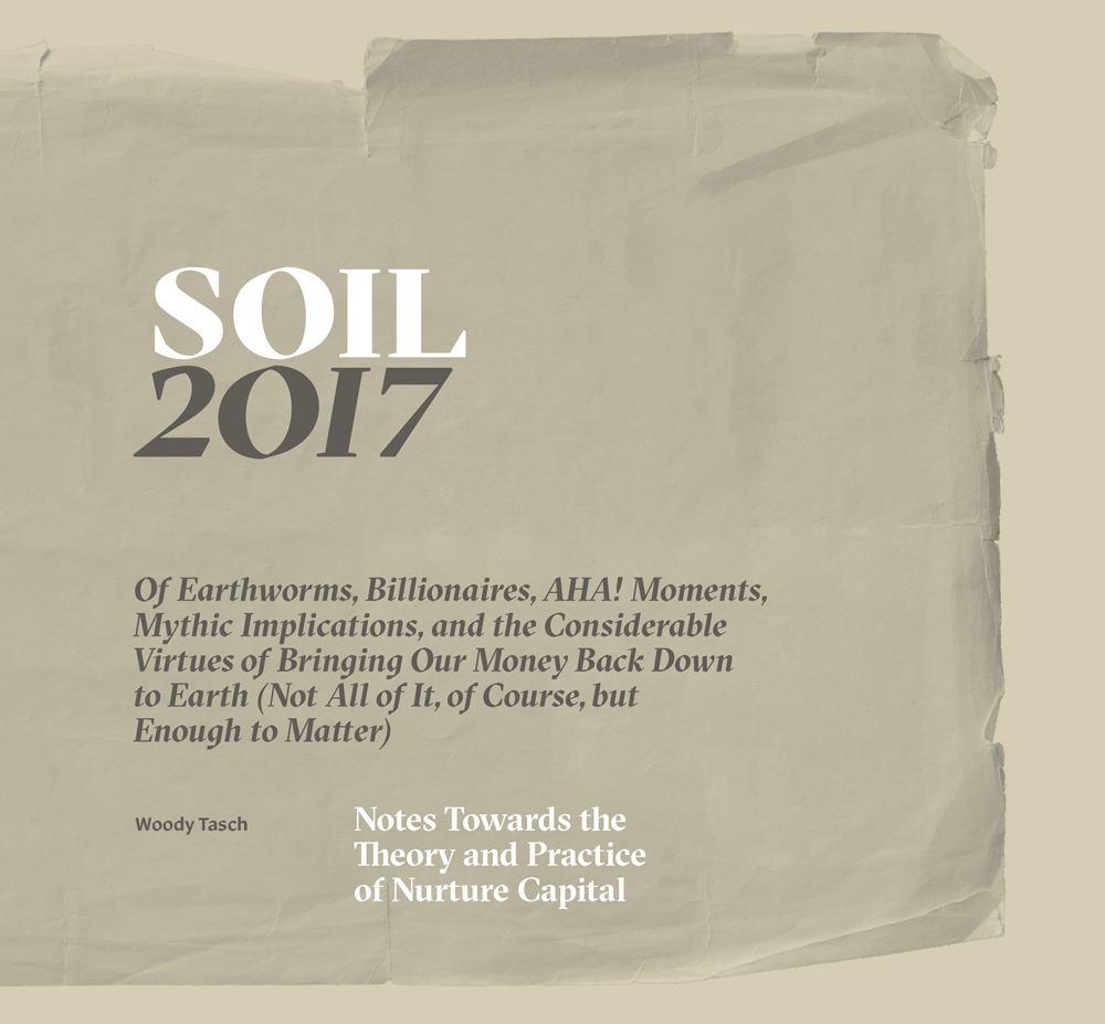 """Cover of """"SOIL"""""""