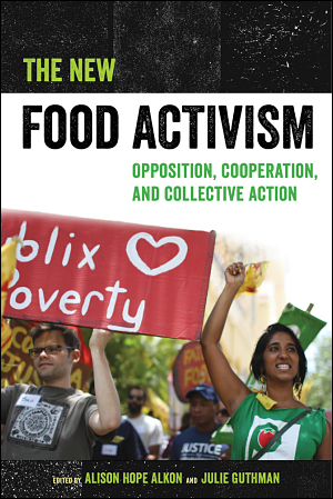 "Cover of ""The New Food Activism"""