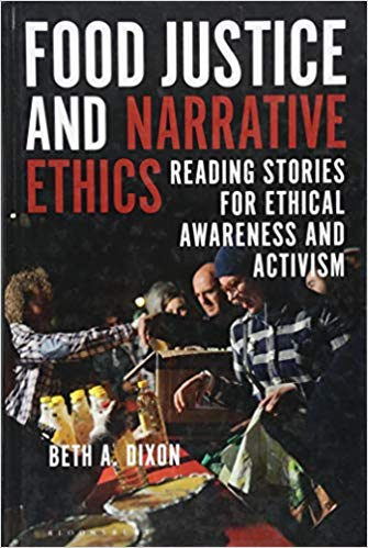 "Cover of ""Food Justice and Narrative Ethics"""