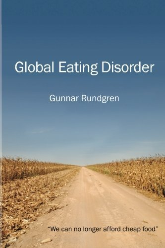 """Cover of """"Global Eating Disorder"""""""