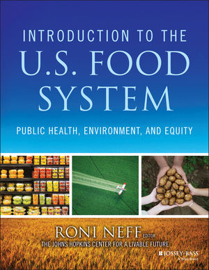 """Cover of """"Introduction to the U.S. Food System"""""""