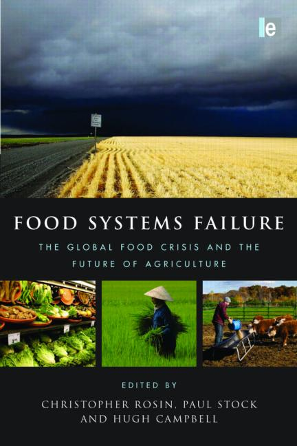"""Cover of """"Food Systems Failure"""""""