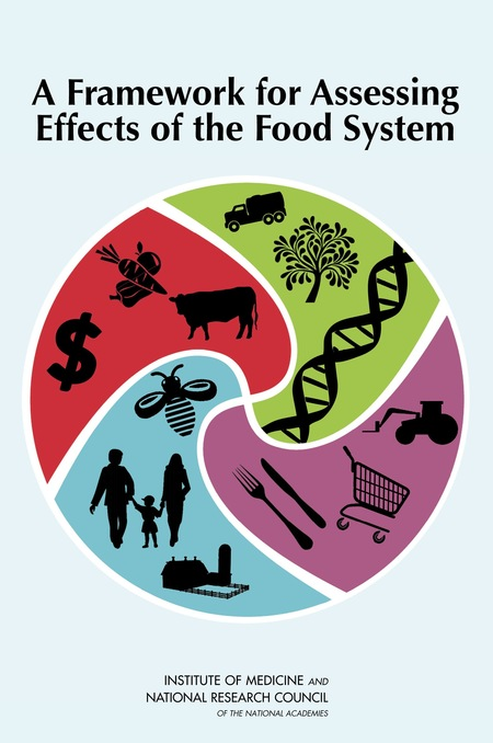 """Cover of """"A Framework for Assessing Effects of the Food System"""""""