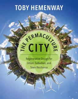 """Cover of """"The Permaculture City"""""""