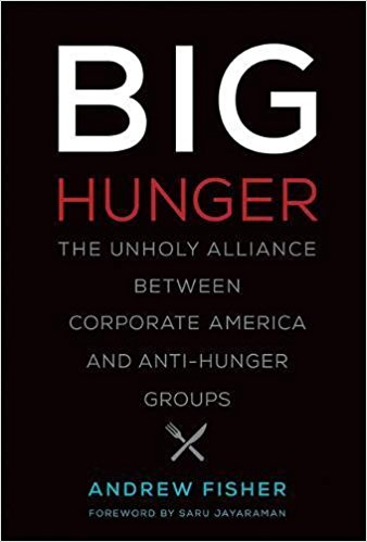 """Cover of """"Big Hunger"""""""