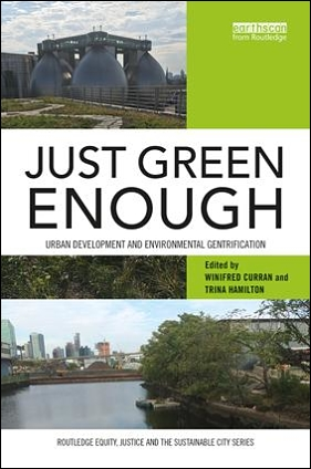 "Cover of ""Just Green Enough"""