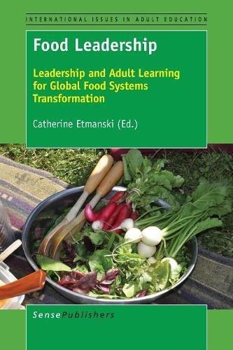 "Cover of ""Food Leadership"" book"