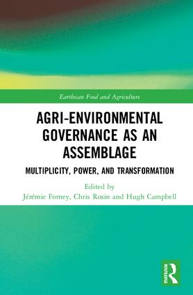 "Cover of ""Agri-Environmental Governance"""