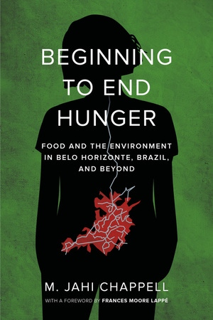 "Cover of ""Beginning to End Hunger"""
