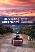 "Cover of ""Harvesting Opportunity"""