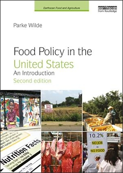 "Cover of ""Food Policy in the United States: An Introduction"""