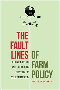 "Cover of ""The Fault Lines of Farm Policy"""