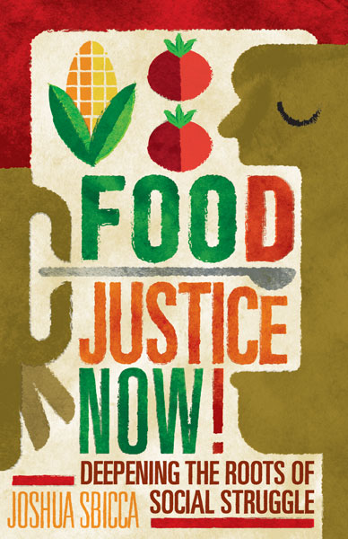 "Cover of ""Food Justice Now!"""