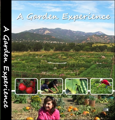 "Image for the documentary film ""A Garden Experience"""