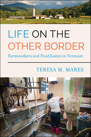 "Cover of ""Life on the Other Border"" by Teresa M. Mares"