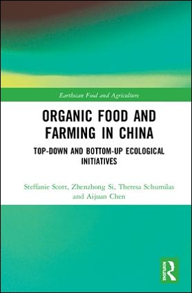 "Cover of ""Organic Food and Farming in China"""