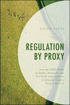 "Cover of ""Regulation by Proxy"""