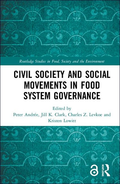"Cover of ""Civil Society and Social Movements in Food System Governance"""