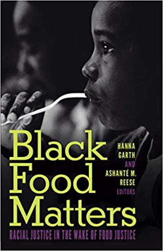 "Cover of ""Black Food Matters"""