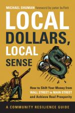 "Cover of ""Local Dollars, Local Sense"""