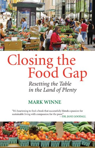 "Cover of ""Closing the Food Gap"""