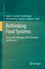 "Cover of ""Rethinking Food Systems"""