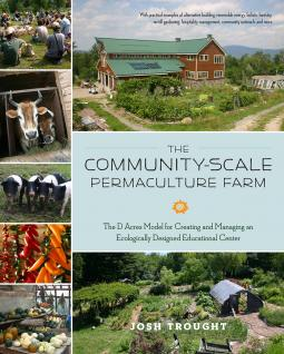 "Cover of ""The Community-Scale Permaculture Farm"""