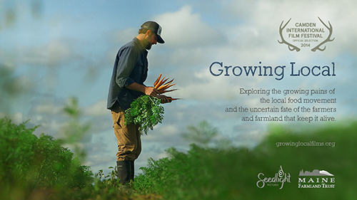 "Promo image for ""Growling Local"" film series"