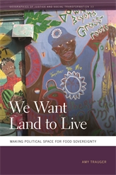 "Cover of ""We Want Land to Live"""