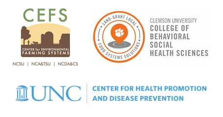 CEFS, Clemson, and HPDP logos